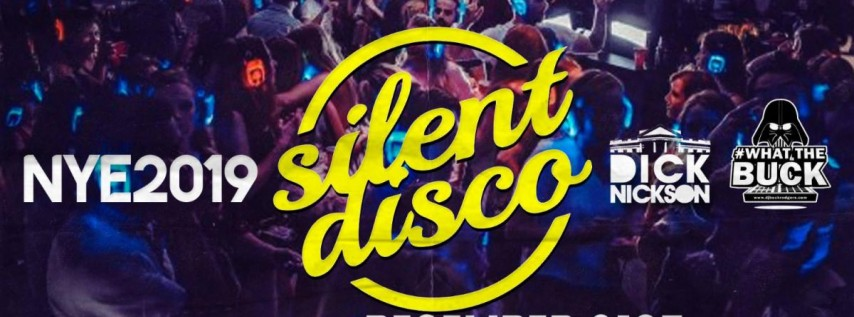 NYE 2019 Silent Disco Party at Bungalow
