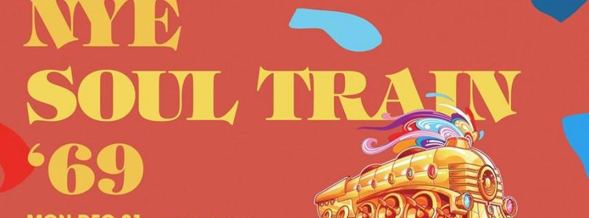 NYE Soul Train '69: Jonathan Gilmore, Rob Macy, Landis Expandis
