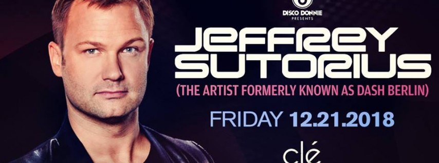 Jeffrey Sutorious / Friday December 21st / Clé
