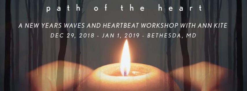 Sanctuary - Path of the Heart: a 5Rhythms New Year's Retreat with Ann Kite