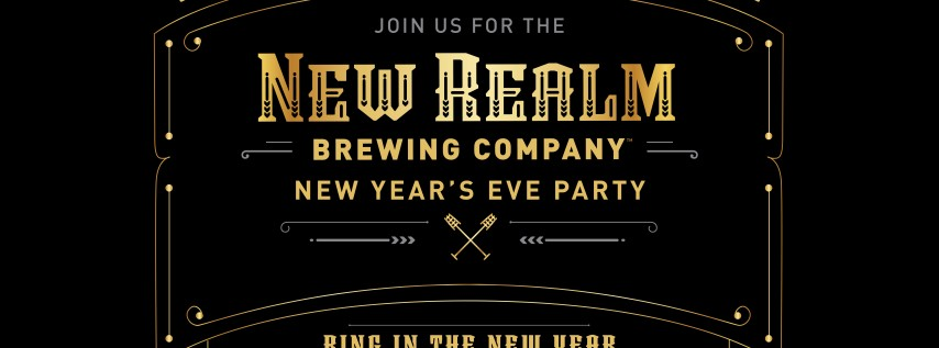 New Year's Eve at New Realm