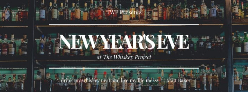 New Year's Eve at TWP