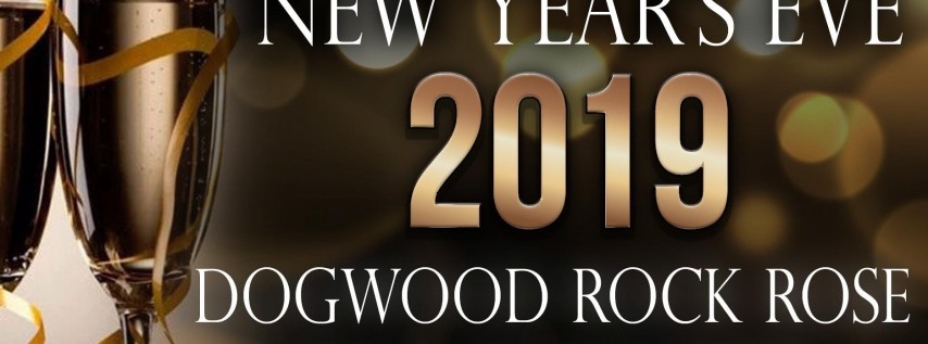 New Year's Eve 2019 at The Dogwood ROCK ROSE in Domain Northside - AUSTIN, TX