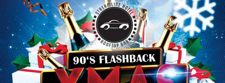 90's Flashback Xmas Party hosted by 95 South