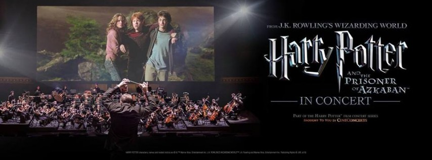 SA Symphony: Harry Potter & The Prisoner of Azkaban™ in Concert