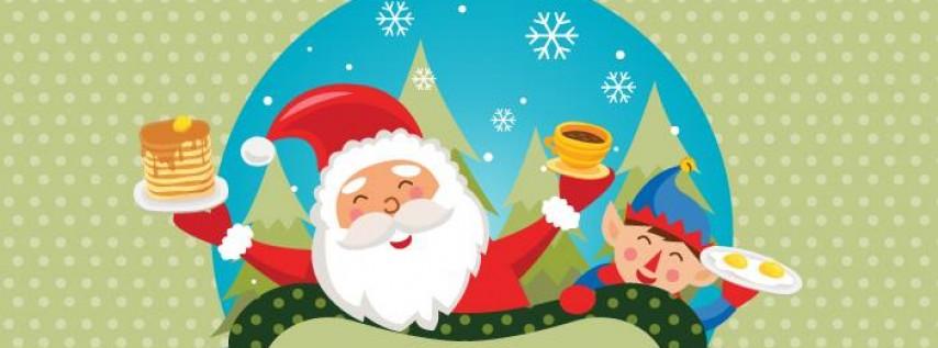 Brunch with Santa at Lost Lagoon