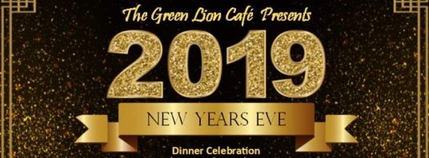 New Year's Eve Dinner Celebration at Green Lion Cafe