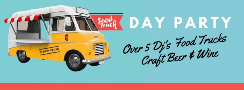Food Truck Day Party