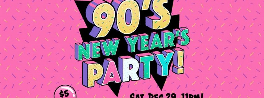 90's New Year's Party