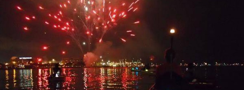 VKOC - New Year's Eve Fireworks Paddle & Dinner