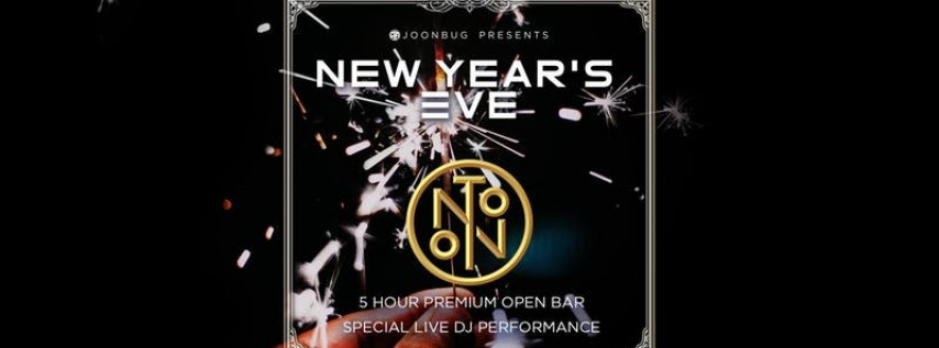 Joonbug.com Presents NOTO Philadelphia's New Years Eve Party 2019