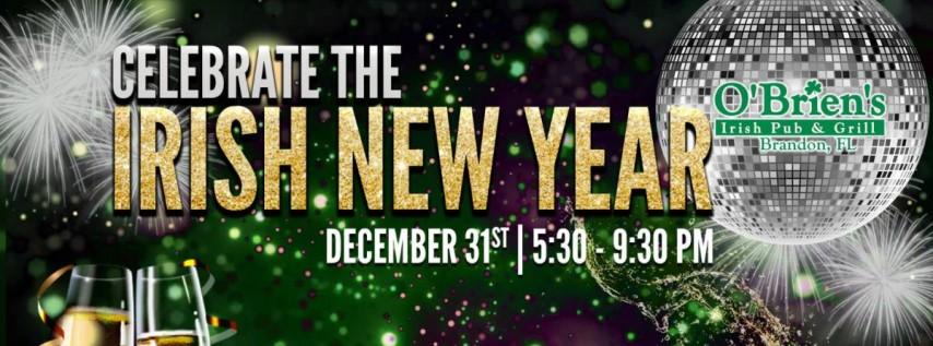 Celebrate the Irish New Year