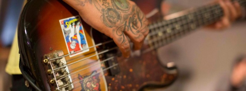 Café Jamz: Artist Showcase - ROCK