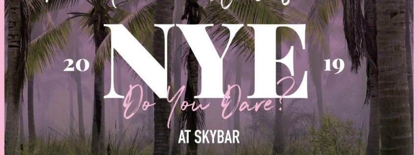 Shore Club South Beach Presents 'Before She Met Adam, The Garden of Disco Eve' New Year's Eve 2019!