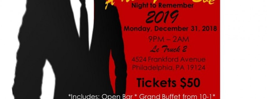 A New Year's Eve 'Night to Remember'