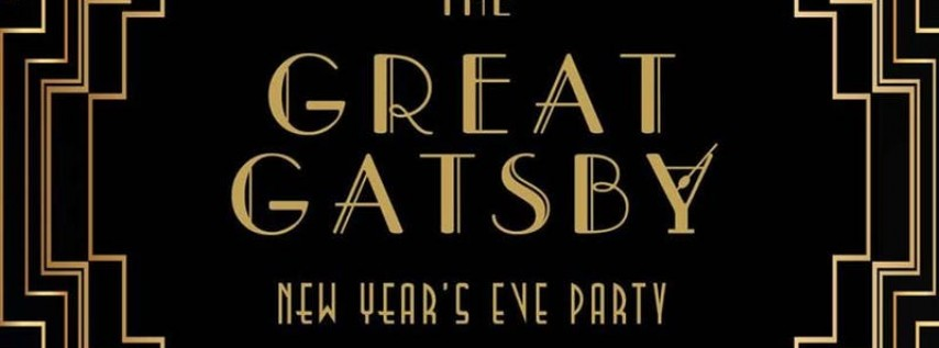 A Gatsby New Year's Eve