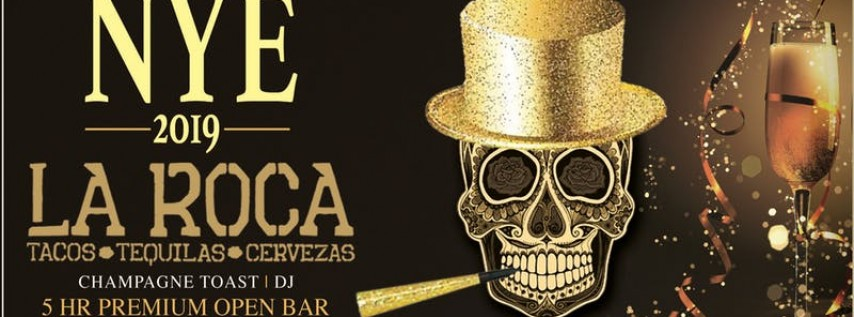 New Years Eve at La Roca!