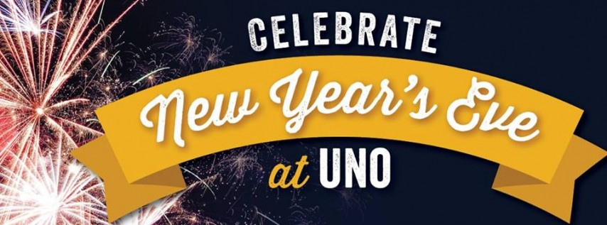 Kids New Years Celebration at UNO