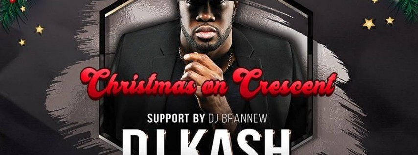 Opera Atlanta Presents: Christmas on Crescent w/ DJ Kash on Saturday, Dec. 22nd 2018