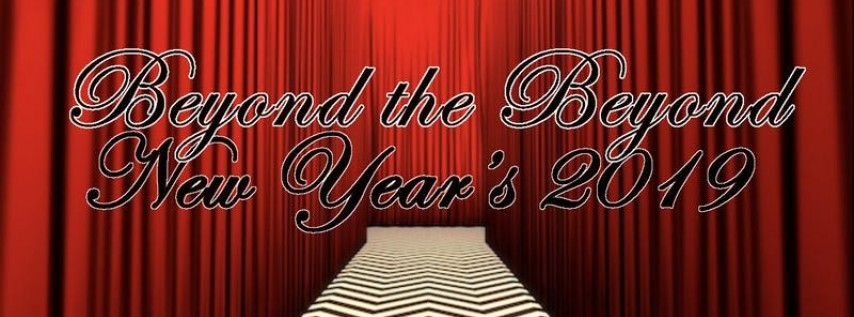 Beyond the Beyond: New Year's 2019 at Justine's