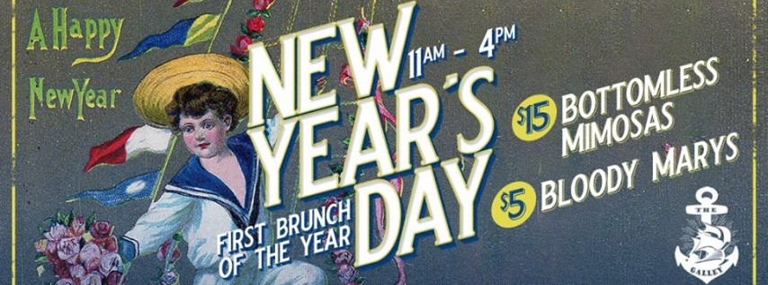 New Year's Day Brunch!