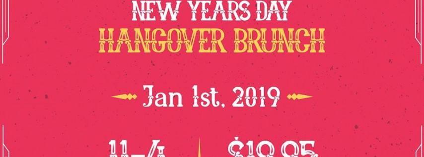 Nueva Cantina's Hangover Brunch 2019