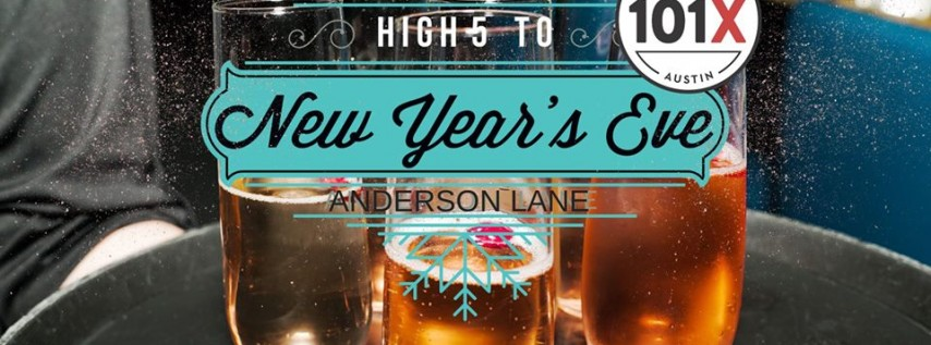 High 5 presents Jason and Deb's 2019 NYE Party