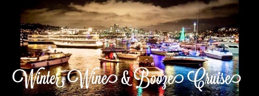 Winter Wine & Booze Cruise!