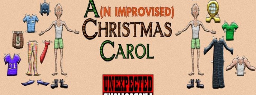 A(n Improvised) Christmas Carol