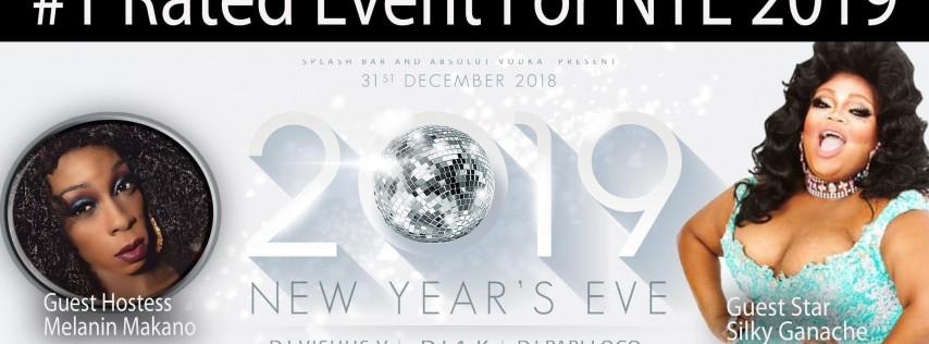 New Year's Eve with Silky Ganache at Splash Bar