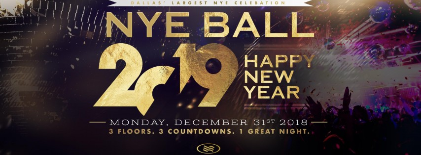 NYE Ball 2019 (9th Annual)