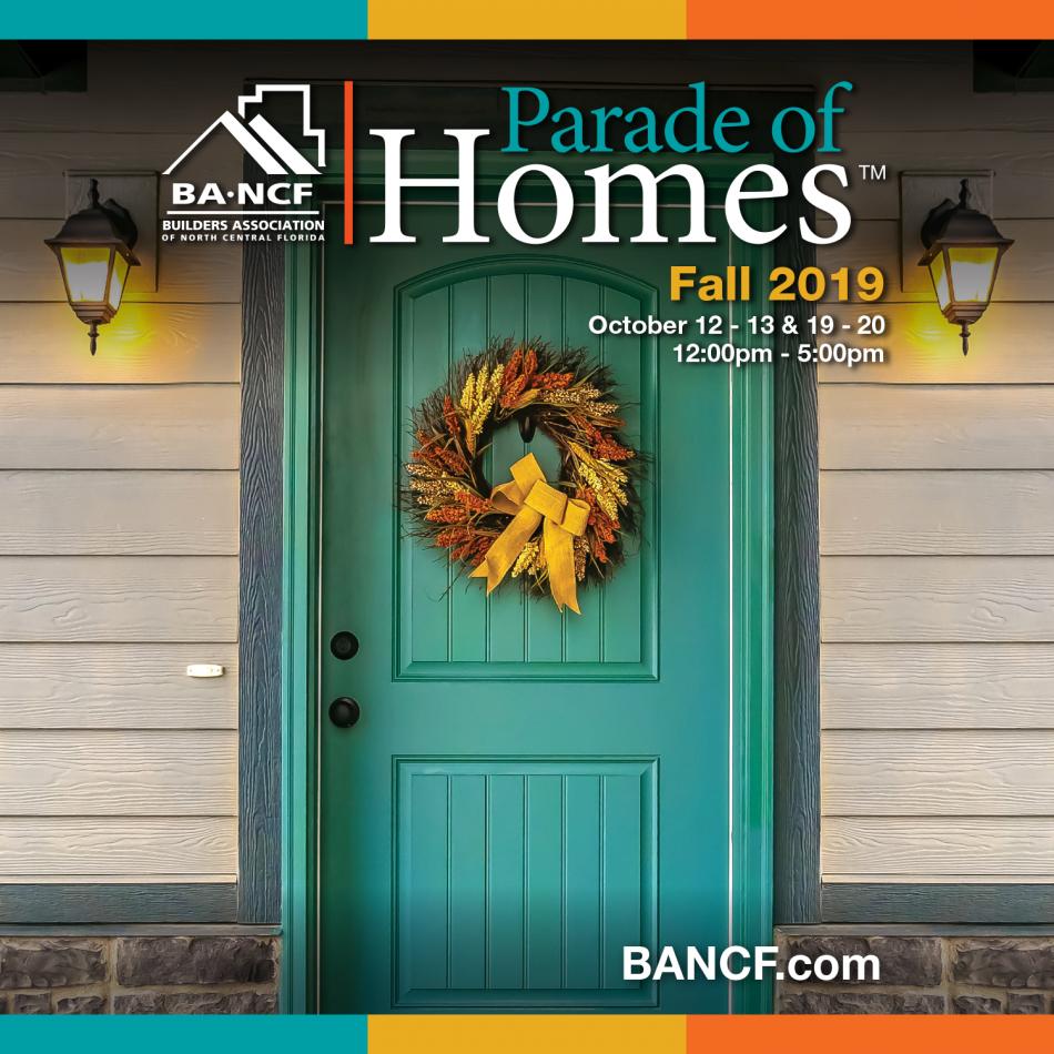 2019 Fall Parade of Homes™