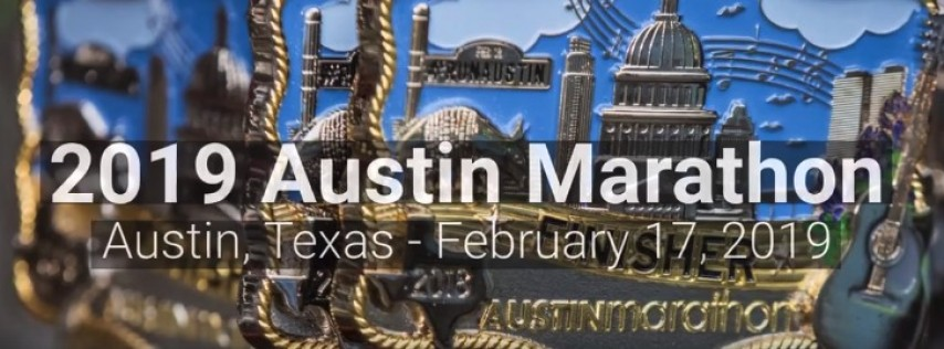 Austin Marathon Half Marathon And 5k Austin Tx Feb 17