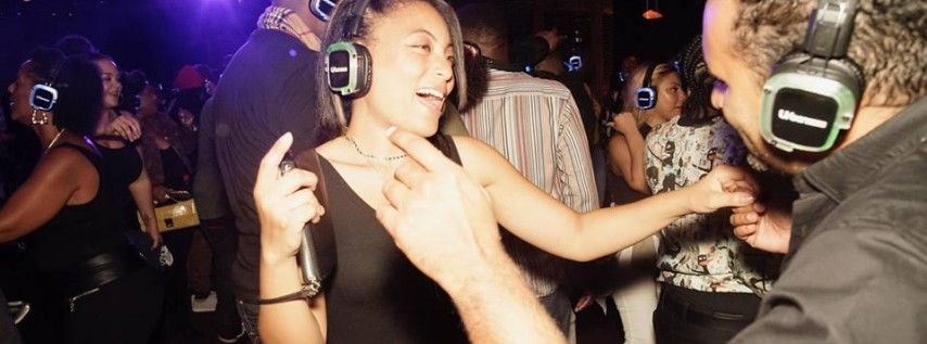 Millennium Age Host Silent Party Tampa 'RNB Vibez Only'