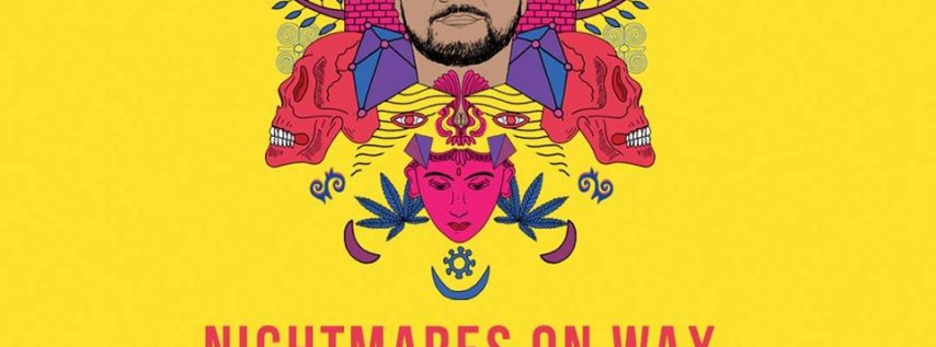 Nightmares On Wax: Back to Mine World DJ Tour with Mark Farina