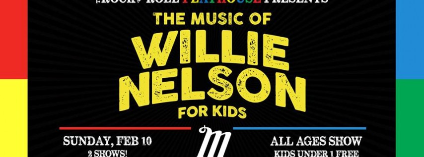 The Music of Willie Nelson for Kids (AM Show)