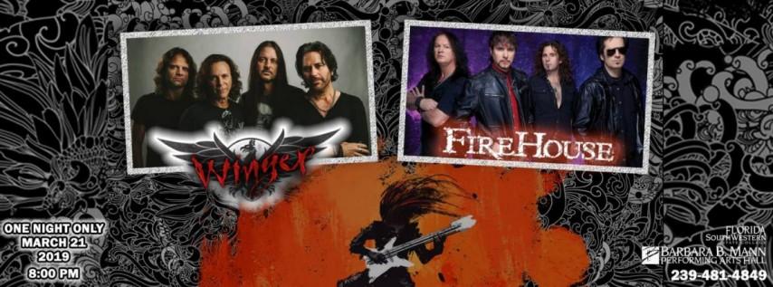 Winger & Firehouse