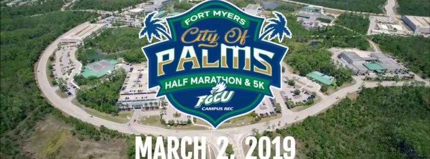 Fort Myers City of Palms Half Marathon & 5k