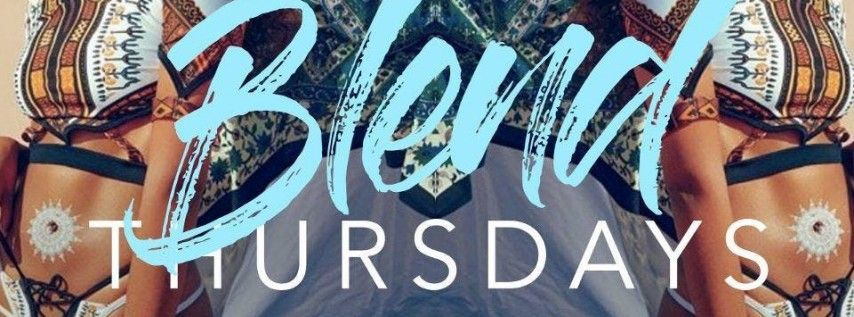 Blend Thursdays:International Night @Alibi this Thursdays Night