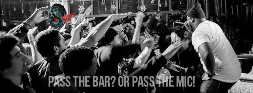 The Bar Exam: The Definitive Rap Showcase Competition