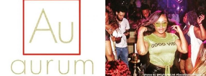 FUSION FRIDAYS @ AURUM LOUNGE