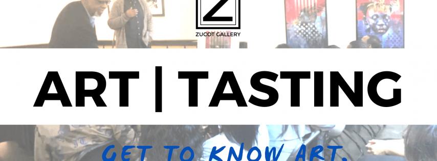 ART TASTING @ ZuCot | December 29th