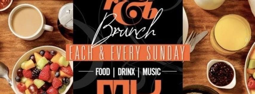 M BAR R&B Brunch