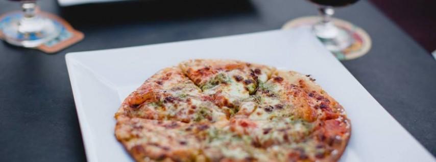 1/2 Priced Pizza Night