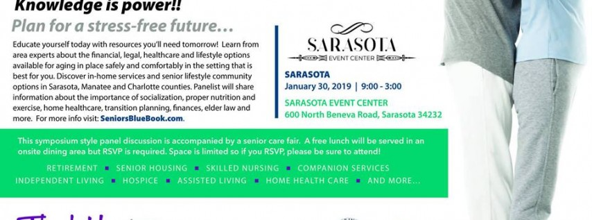 2nd Annual Senior Living Symposium - Seniors Blue Book