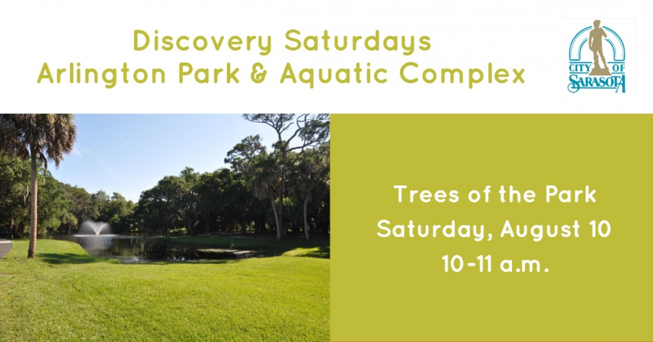 Discovery Saturdays at Arlington Park: Trees of the Park