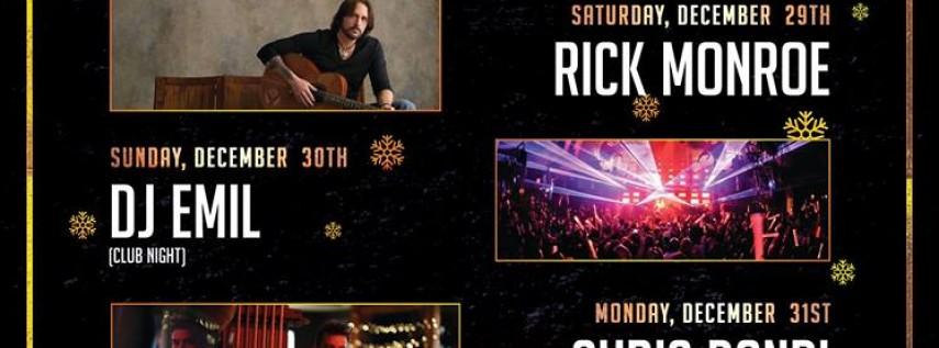 Rick Monroe Live at Saddlebags