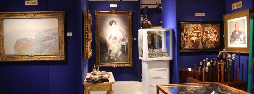 Naples Art, Antique & Jewelry Show - February 22-26, 2019