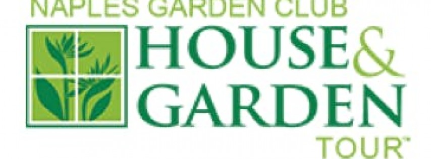 2019 House & Garden Tour - 8:15 am Bus