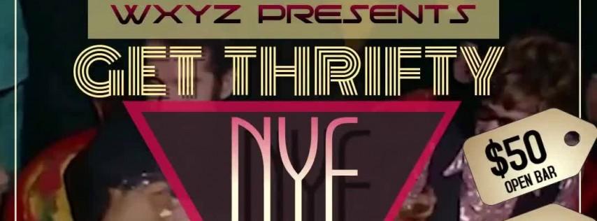 Get Thrifty NYE